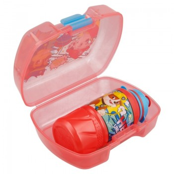 Paw Patrol - Lunchbox z bidonem
