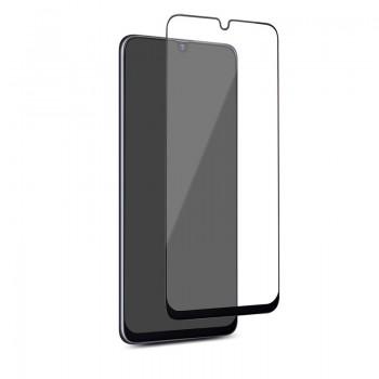 PURO Frame Tempered Glass - Szkło ochronne hartowane na ekran Samsung Galaxy A41 (czarna ramka)