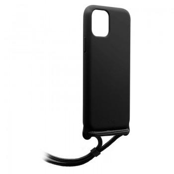 PURO ICON Cross Body - Etui iPhone 11 (czarny)