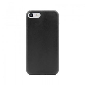 PURO Green Compostable Eco-friendly Cover - Ekologiczne etui iPhone SE 2020 / 8 / 7 / 6s (czarny)