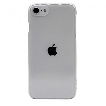 PURO Green Recycled Eco-friendly Cover - Ekologiczne etui iPhone SE 2020 / 8 / 7 / 6s (przezroczysty)