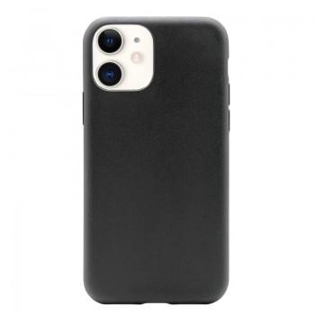 PURO Green Compostable Eco-friendly Cover - Ekologiczne etui iPhone 11 (czarny)