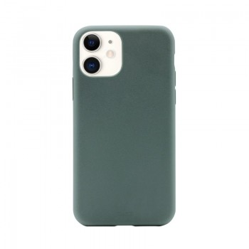 PURO Green Compostable Eco-friendly Cover - Ekologiczne etui iPhone 11 (zielony)