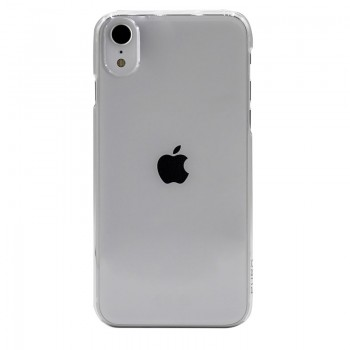 PURO Green Recycled Eco-friendly Cover - Ekologiczne etui iPhone XR (przezroczysty)