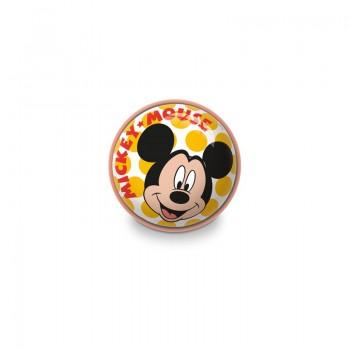 Mickey Mouse - Piłka gumowa 140 mm  Wybór losowy