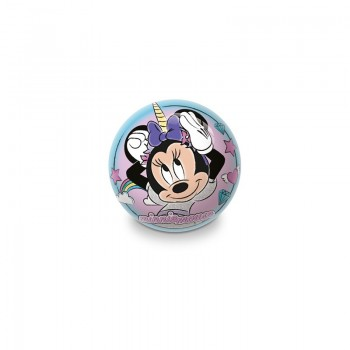 Minnie Mouse - Piłka gumowa 140 mm  Wybór losowy