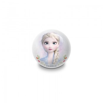 Frozen 2 & Princess - Piłka błyszcząca 100 mm Wybór Losowy