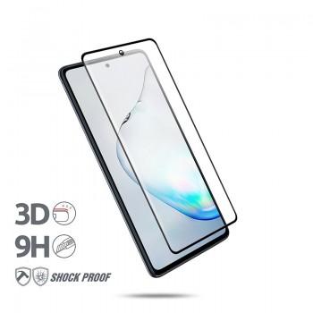 Crong 3D Armour Glass – Szkło hartowane 9H na cały ekran Samsung Galaxy A71 / Note 10 Lite
