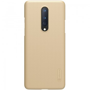 Nillkin Super Frosted Shield - Etui OnePlus 8 (Golden)