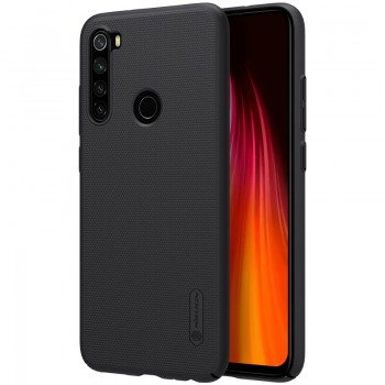 Nillkin Super Frosted Shield - Etui Xiaomi Redmi Note 8 (Black)