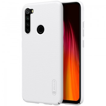 Nillkin Super Frosted Shield - Etui Xiaomi Redmi Note 8 (White)