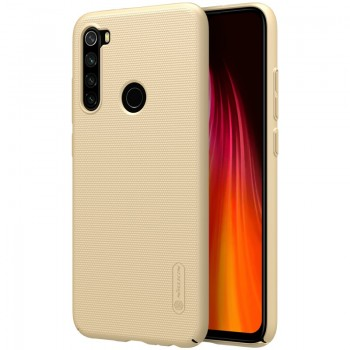 Nillkin Super Frosted Shield - Etui Xiaomi Redmi Note 8 (Golden)
