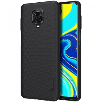 Nillkin Super Frosted Shield - Etui Xiaomi Redmi Note 9 Pro / 9 Pro Max / 9S (Black)