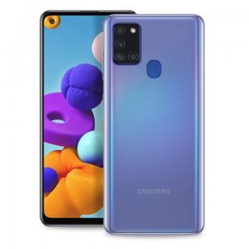 PURO 0.3 Nude - Etui Samsung Galaxy A21s (przezroczysty)