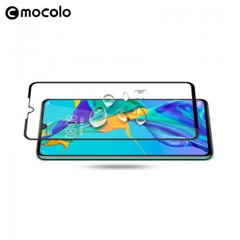 Mocolo 2.5D Full Glue Glass - Szkło ochronne Huawei P30