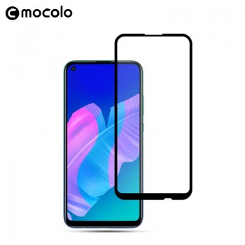 Mocolo 2.5D Full Glue Glass - Szkło ochronne Huawei P40 Lite E