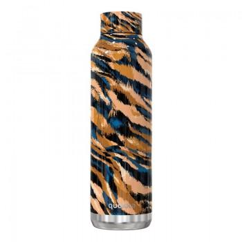 Quokka Solid - Butelka termiczna ze stali nierdzewnej 630 ml (Safari)