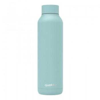 Quokka Solid -  Butelka termiczna ze stali nierdzewnej 630 ml (Cool Gray)(Powder Coating)