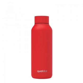 Quokka Solid -  Butelka termiczna ze stali nierdzewnej 510 ml (Quartz Lava)(Powder Coating)
