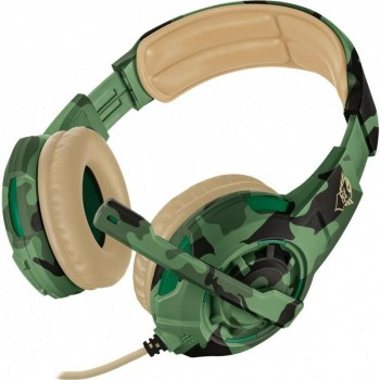 Trust GXT 310C Jungle Camo - Słuchawki dla graczy