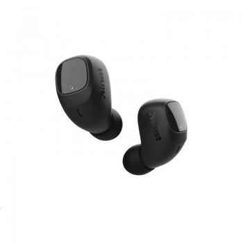 Trust Nika Compact - Słuchawki bezprzewodowe Blueatooth (czarny)