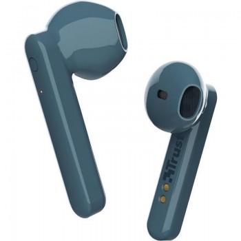 Trust Primo Touch - Słuchawki bezprzewodowe Bluetooth (niebieski)