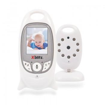 Xblitz Baby Monitor - Bezprzewodowa niania elektroniczna