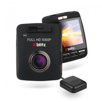 Xblitz Black Bird 2.0 GPS - Wideorejestrator
