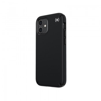 Speck Presidio2 Pro - Etui iPhone 12 Mini z powłoką MICROBAN (Black)