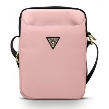"Guess Nylon Tablet Bag - Torba na tablet 10"" (różowy)"