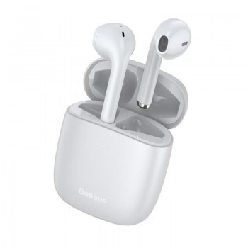 Baseus Encok W04 - Słuchawki Bluetooth (biały)