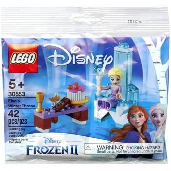 Lego - Frozen 2 Zimowy Tron Elsy 42 Ele.