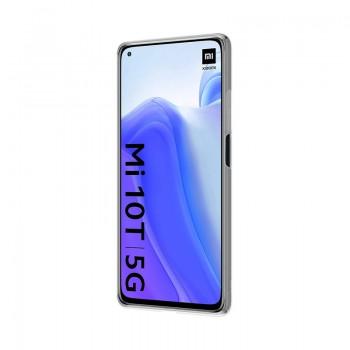 Crong Crystal Slim Cover - Etui Xiaomi Mi 10T/10T Pro (przezroczysty)