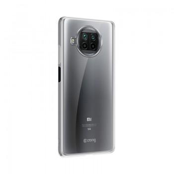 Crong Crystal Slim Cover - Etui Xiaomi Mi 10T Lite (przezroczysty)