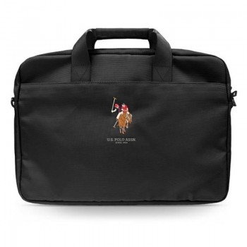 "US Polo Assn Computer Bag – Torba na notebooka 15"" (czarny)"