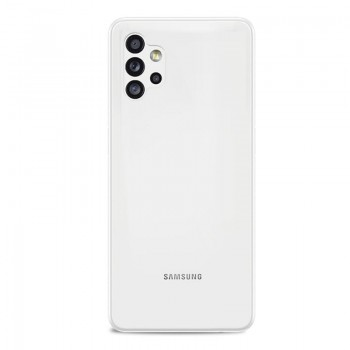 PURO 0.3 Nude - Etui Samsung Galaxy A32 (przezroczysty)