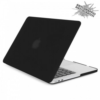 """Tucano Nido Hard Shell - Obudowa MacBook Pro 13"""" (M1/2020-2018) (czarny)"""