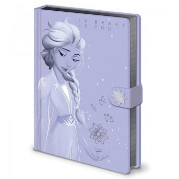 Frozen - Notatnik / Notes A5 Elsa