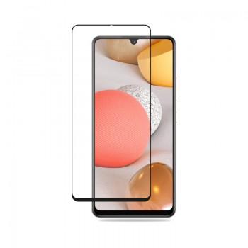 Crong 3D Armour Glass - Szkło hartowane 9H Full Glue na cały ekran Samsung Galaxy A42 5G
