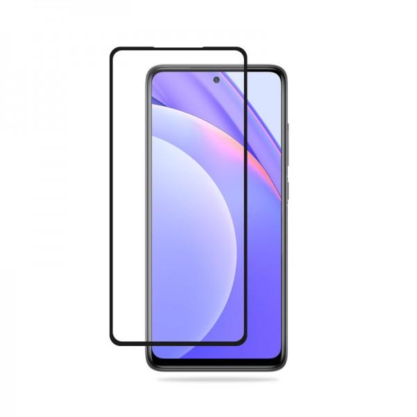 Crong 3D Armour Glass - Szkło hartowane 9H Full Glue na cały ekran Xiaomi Mi 10T Lite