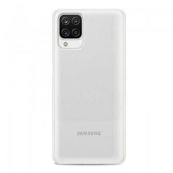 PURO 0.3 Nude - Etui Samsung Galaxy A12 (przezroczysty)