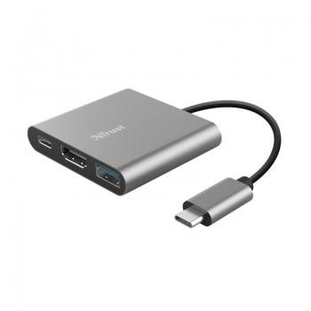 Trust Dalyx 3-in-1 - Adapter