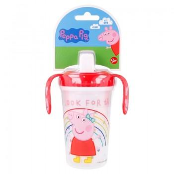 Peppa Pig - Kubek o nauki picia 320 ml