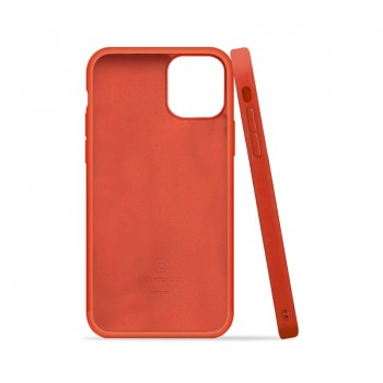 Crong Color Cover - Etui iPhone 11 Pro (czerwony)