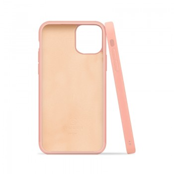 Crong Color Cover - Etui iPhone 11 (rose pink)