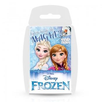 Frozen - Gra Karciana Top Trumps