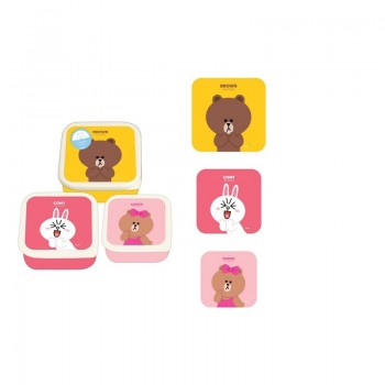 LINE FRIENDS - Lunchbox