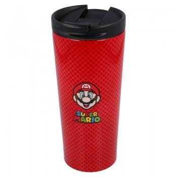 Super Mario - Kubek podróżny 425 ml