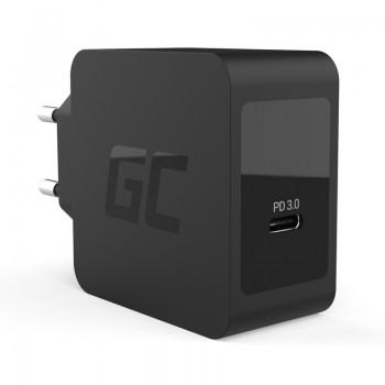 Green Cell - Ładowarka USB-C 18W PD