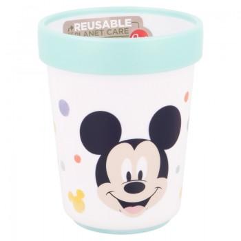 Mickey Mouse - Antypoślizgowy kubek 260 ml